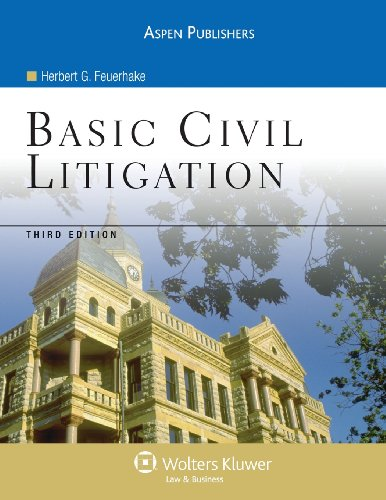 Basic Civil Litigation 3e