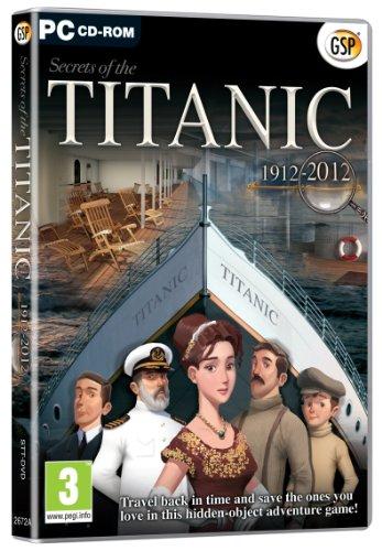 Secrets of the Titanic  (PC)