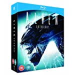 Alien Anthology 4 Disc Box Set [Blu-r...