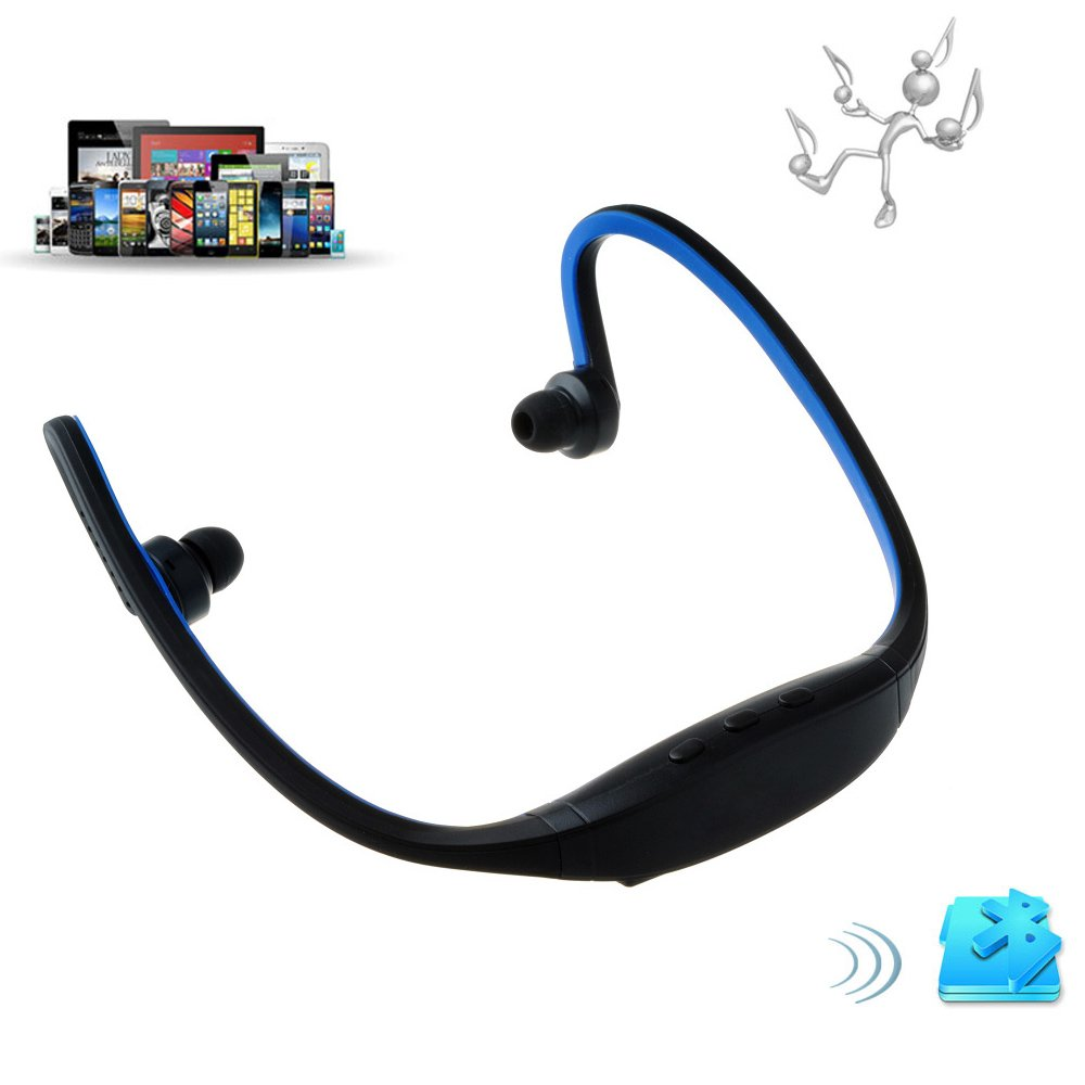 patuoxun wireless bluetooth stereo headphone headset for iphone 4 4s iphone 5. Black Bedroom Furniture Sets. Home Design Ideas