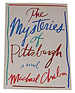 Cover of &quot;The Mysteries of Pittsburgh&quot;
