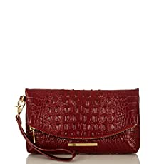 Duxbury Clutch<br>Carmine Red Melbourne