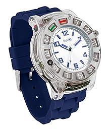 BURG Neon 14 Smartwatch Phone with SIM Card - Denim Blue (WP14208)