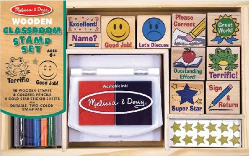 Classroom Stamp Set Case Pack 1 Pieces