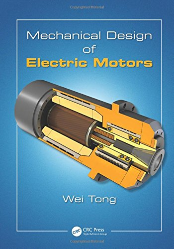 read online mechanical design of electric motors by