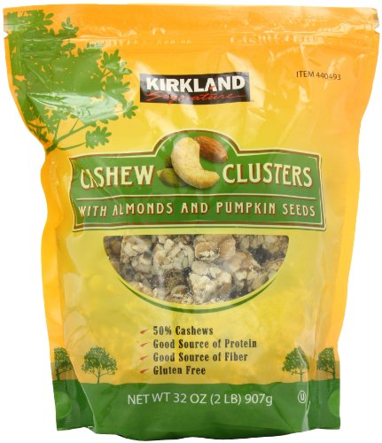 Signature'S Cashew Cluster With Almonds And Pumpkin Seeds, 32 Ounce