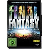 "Final Fantasy (2 DVDs)von ""Animation: Andy Jones"""