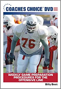 Weekly Game Preparation Procedures for the Offensive Line
