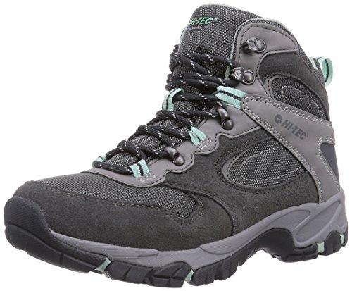 Hi-Tec ALTITUDE LITE I WP WOMENS, Scarponi da trekking ed escursionismo donna, Grigio (Grau (051 CHARCOAL/COOL GREY/LICHEN)), 38