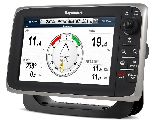 Raymarine c95 9-Inch Multi-Function Display with Lighthouse US Coastal Charts