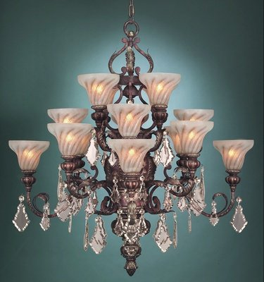 Chandelier from the Stile