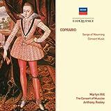 echange, troc Coprario, Hill, Jones, Rooley - Coprario: Songs of Mourning