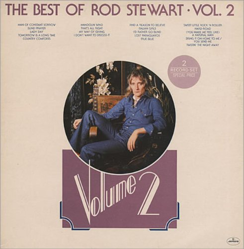 Rod Stewart - Best Of Rod Stewart, Volume 2 - Zortam Music