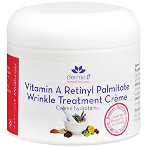 Amazon.com : derma e Vitamin A Retinyl Palmitate Wrinkle