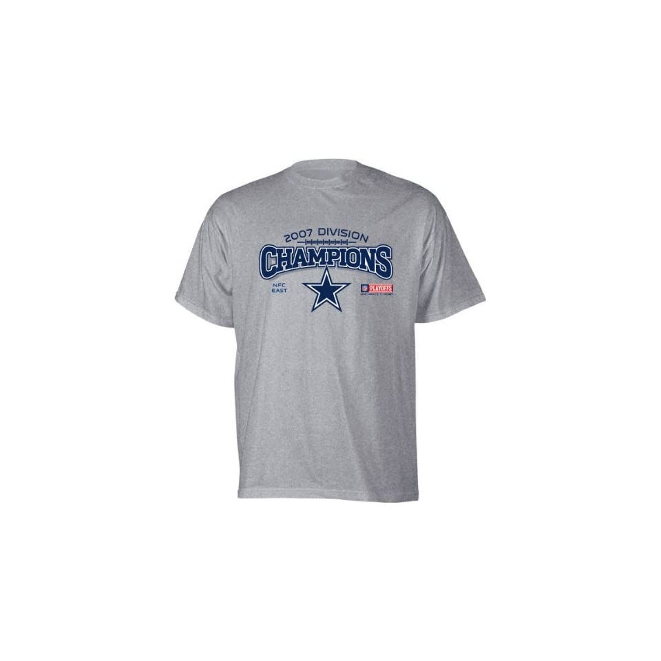 3246199cb Dallas Cowboys 2007 NFC East Division Champs Hook T on PopScreen