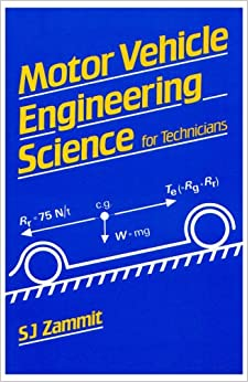 Motor Vehicle Engineering Science For Technicians Level 2