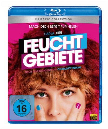 Feuchtgebiete [Blu-ray]