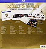 Image de Coffret 90 ans Warner - Le meilleur de Warner Bros. - Collection 50 films [Blu-ray] [Édition Limit