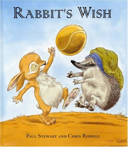 Children's Books - Reviews - Rabbit's Wish | BfK No  129