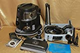 rainbow model e2 type 12 black complete cleaning system