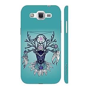Enthopia Designer Hardshell Case Deer Dream Back Cover for Samsung Galaxy J2 (2016)