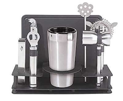 ForTech Stainless steel ice wine bar