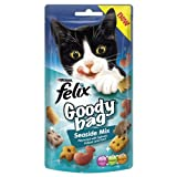 Felix Goody Bag Seaside Mix 60g (Pack of 8)