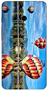 Timpax protective Armor Hard Bumper Back Case Cover. Multicolor printed on 3 Dimensional case with latest & finest graphic design art. Compatible with ASUS ZenFone Design No : TDZ-25860