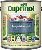 New 2014 Cuprinol Garden Shades Forget Me Not 1L