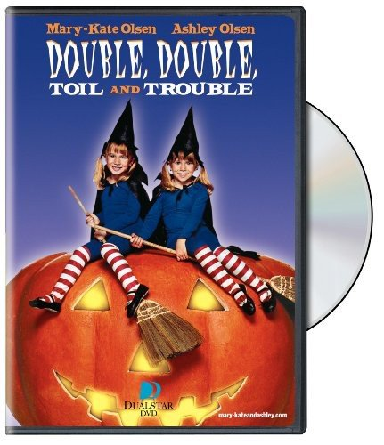 DVD : Double, Double, Toil and Trouble (Full Frame, , Dubbed, Dolby, Repackaged)