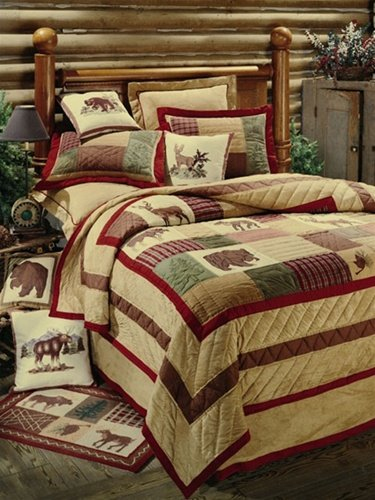 Western Bedding Quilts front-343472