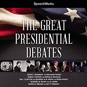 The Great Presidential Debates Speech