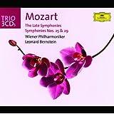 Mozart: The Late Symphonies; Symphonies Nos.25 & 29 (3 CDs)