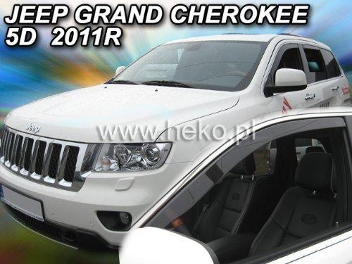 Buytoday Jeep Grand Cherokee 2011 2012 Side Window Rain