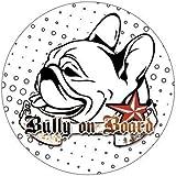 Französische Bulldogge Aufkleber - Bully on Board - DUB