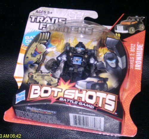 Transformers Bot Shots Ironhide - 1