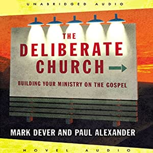 Deliberate Church Audiobook