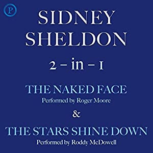 The Naked Face & The Stars Shine Down Audiobook