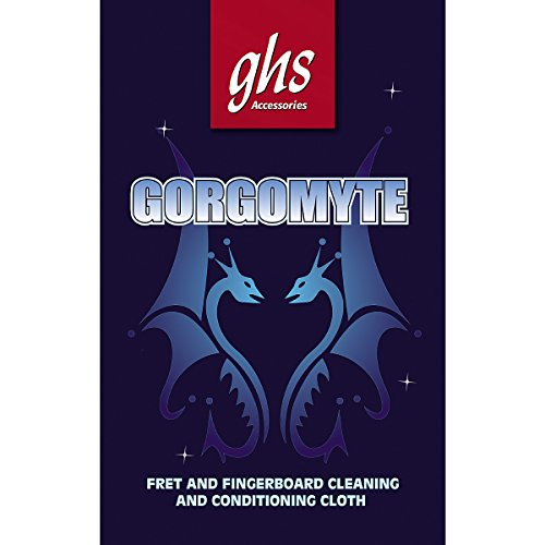 Фото - GHS Gorgomyte Fret Cleaning Cloth sews fret bender voor fret draad buigen luthier tool gitaar