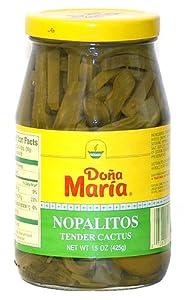 how to cook dona maria nopalitos
