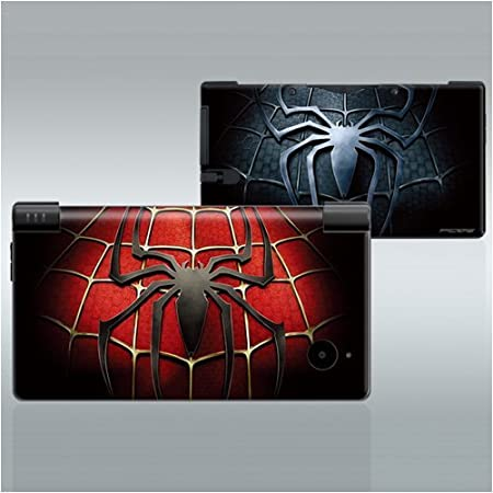 Spiderman Nintendo DSi Skin