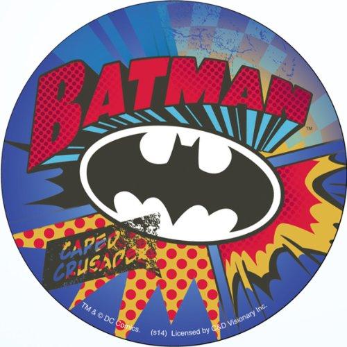 Batman DC Comics Burst Sticker