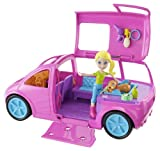 Polly Pocket Cruisin Friends Pet Spa
