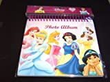 ( 2 Pieces ) Disney Princess 4 X 6 Photo Album