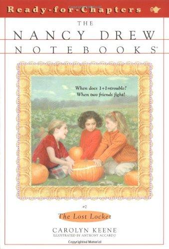 The Lost Locket (Nancy Drew Notebooks #2)