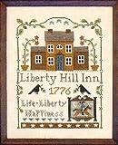 img - for Liberty Hill Inn Cross Stitch Chart book / textbook / text book