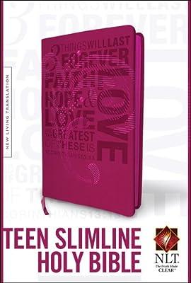 Teen Slimline Bible NLT