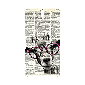 BLUEDIO Designer Printed Back case cover for Sony Xperia C5 - G2359