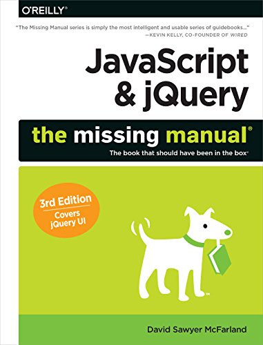 Download JavaScript & jQuery: The Missing Manual (Missing Manuals)