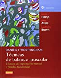 img - for Daniels y Worthingham. T cnicas de balance muscular (Spanish Edition) book / textbook / text book